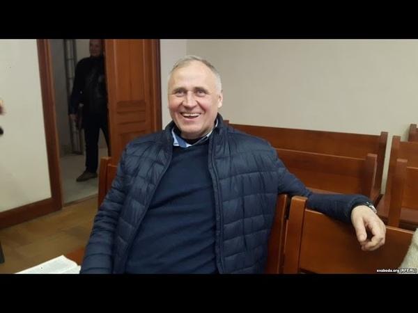 Статкевич — судье Я в вашем цирке участвовать не буду