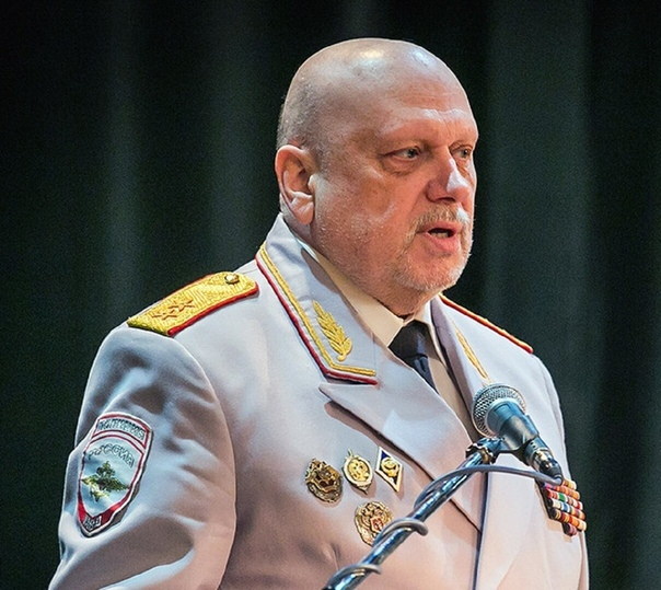 Генерал ФСБ Александр Михайлов про Олимпиаду: