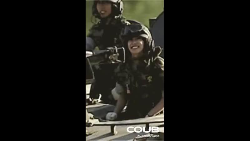 Smile in army Улыбка в камуфляже