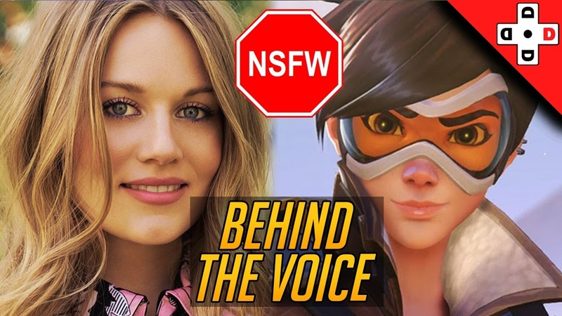 NSFW Overwatch Behind the Voice Tracer's Voice Actress Cara Theobold