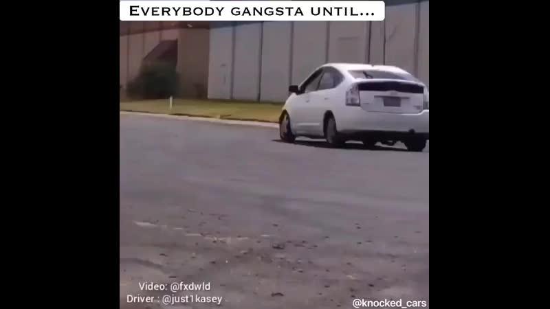 Knocked cars 20200530
