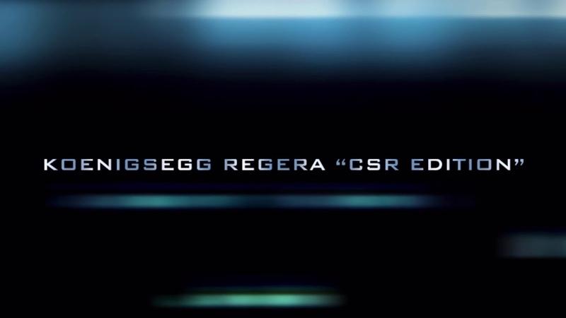 """CSR2 Koenigsegg Regera CSR Edition"""" tune shift time 7 205"""