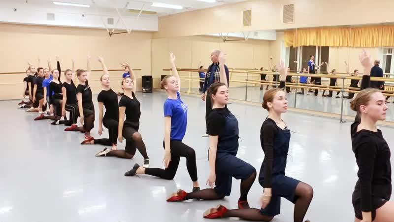 С танцем по жизни Владимир Васильевич Рязанцев