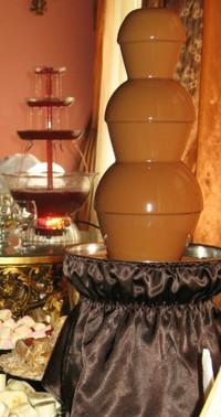 Шоколадный Фонтан (Горка-Шампанского)