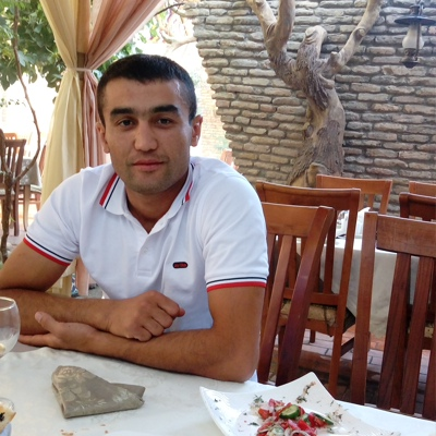 Отабек, 28, Samarkand