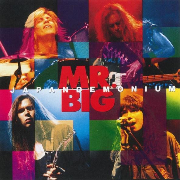 Wild World (Live at Koseinenkin Hall, Tokyo, October 29, 1993) - Mr. Big