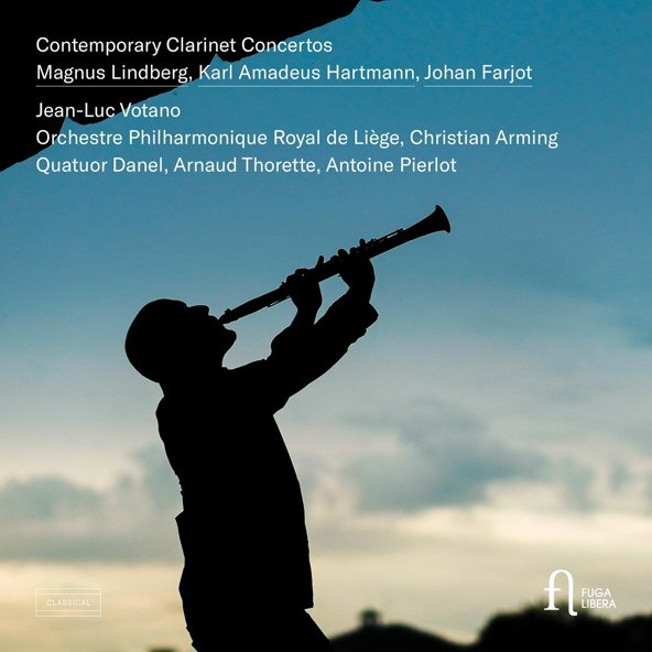 Kammerkonzert for Clarinet, String Quartet and String Orchestra: Tanz-Variationen: Einleitung und Thema (Vivo) - Orchestre Philharmonique Royal de Liège, Christian Arming, Jean-Luc Votano