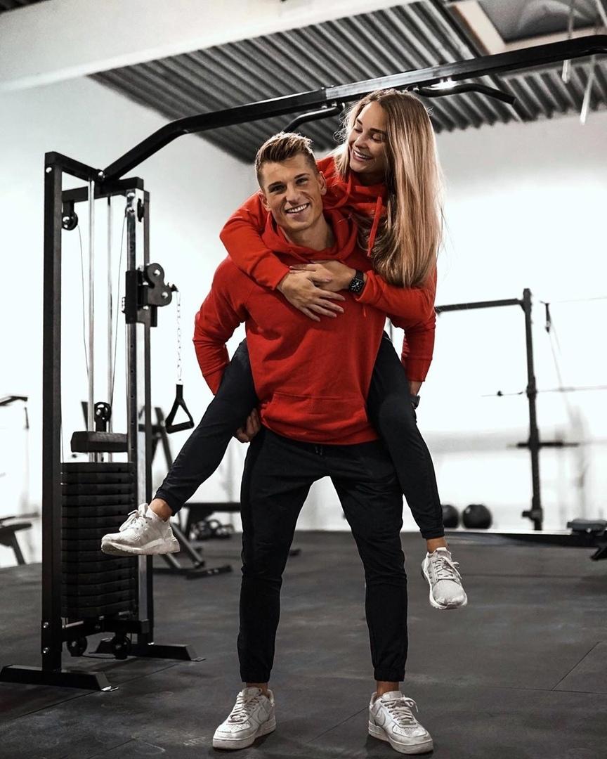 Тренироваться вместе с любимым — лучшая мотивация