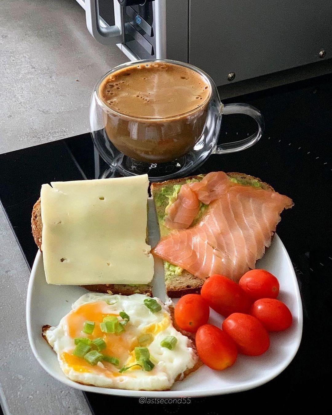 Выбираем себе завтрак  Какой выберешь ты?