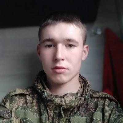 Никита, 19, Klyuchiki