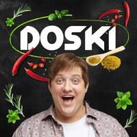 """Логотип Бар-ресторан """"DOSKI"""" Новосибирск"""