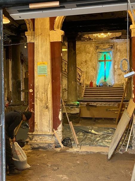 В лютеранской церкви Анненкирхе, построенной ещё в...