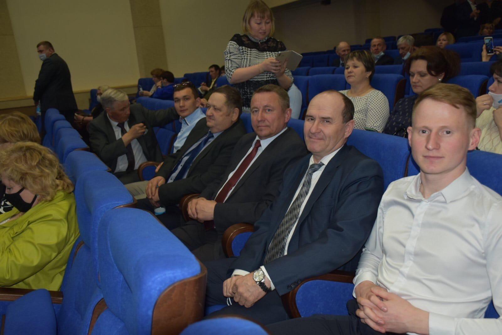 27 апреля в столице Удмуртии проходил Съезд