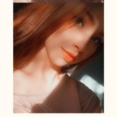 Nadezhda, 21, Engel's