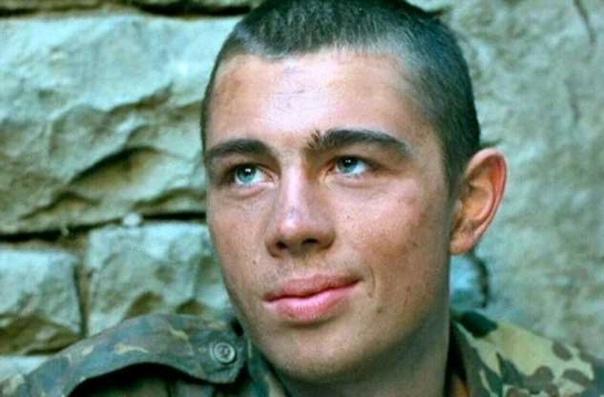 Мы помним!  Сергей Бодров - молодой симпатичный па...