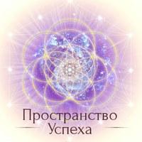 Логотип ПРОСТРАНСТВО УСПЕХА Анны Елизаренко