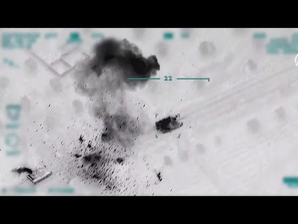 Турция жестко мстит Сирии и России уничтожено 55 танков 5 вертолетов нейтрализовано 309 солдат
