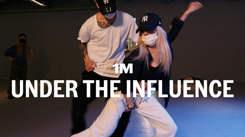 Chris Brown - Under The Influence / Shawn X Isabelle Choreography