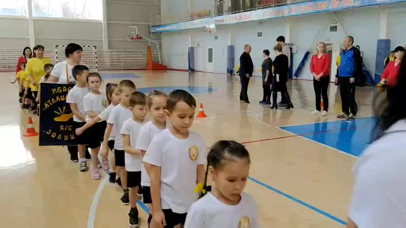 Открытие Малышиады в Чебоксарском районе таванен