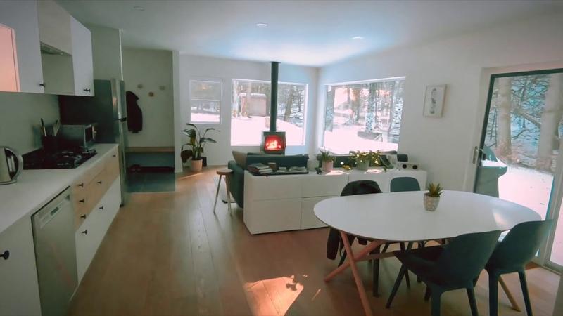 Catskills Creekside Modern Dream Home