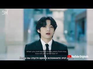 RUS SUB BTS Commencement Speech @ Dear Class Of 2020