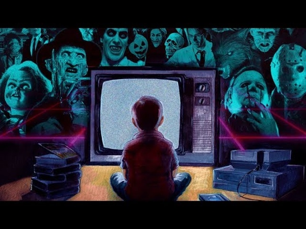 OFFICIAL TRAILER IN SEARCH OF DARKNESS '80s HORROR DOC