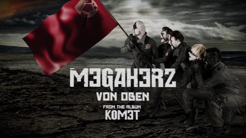 MEGAHERZ Von Oben Official Lyric Video Napalm Records