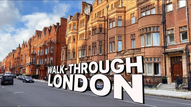 LONDON Walk 🇬🇧 Exploring Knightsbridge ⚜️💎 London's most expensive neighbourhood 4K
