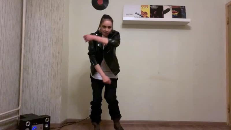 Разбор танца Chris Brown - Loyal (fear. Lil Wayne, Tyga)