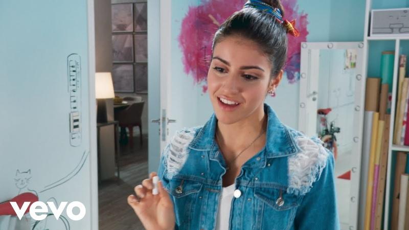 Isabela Souza Agustina Palma Giulia Guerrini Tengo una canción From BIA