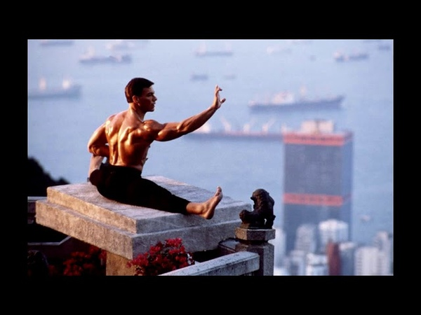 Leonid Goldfarb On my own alone Bloodsport tribute