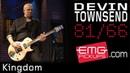Devin Townsend performs 'Kingdom' for EMGtv