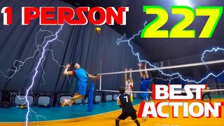 POV VOLLEYBALL FIRST PERSON BEST ACTION Setter 227