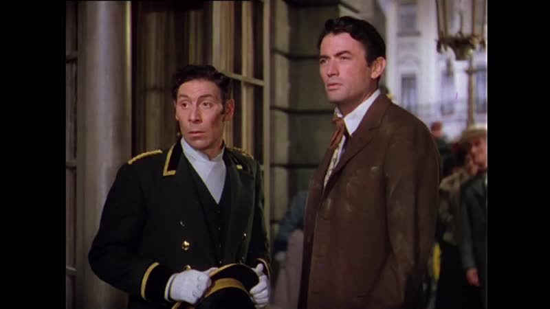 The Million Pound Note (1954) Gregory Peck, Jane Griffiths, Ronald Squire