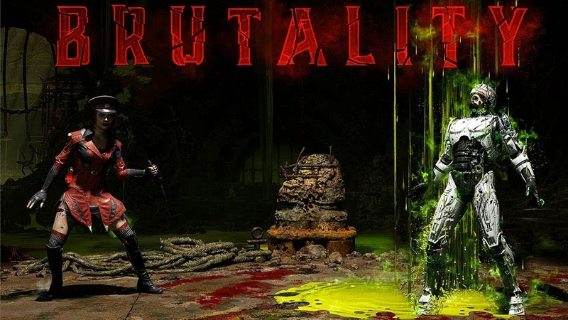 Mortal Kombat 11 Aftermath All Stage BRUTALITIES @ 1440p 60ᶠᵖˢ