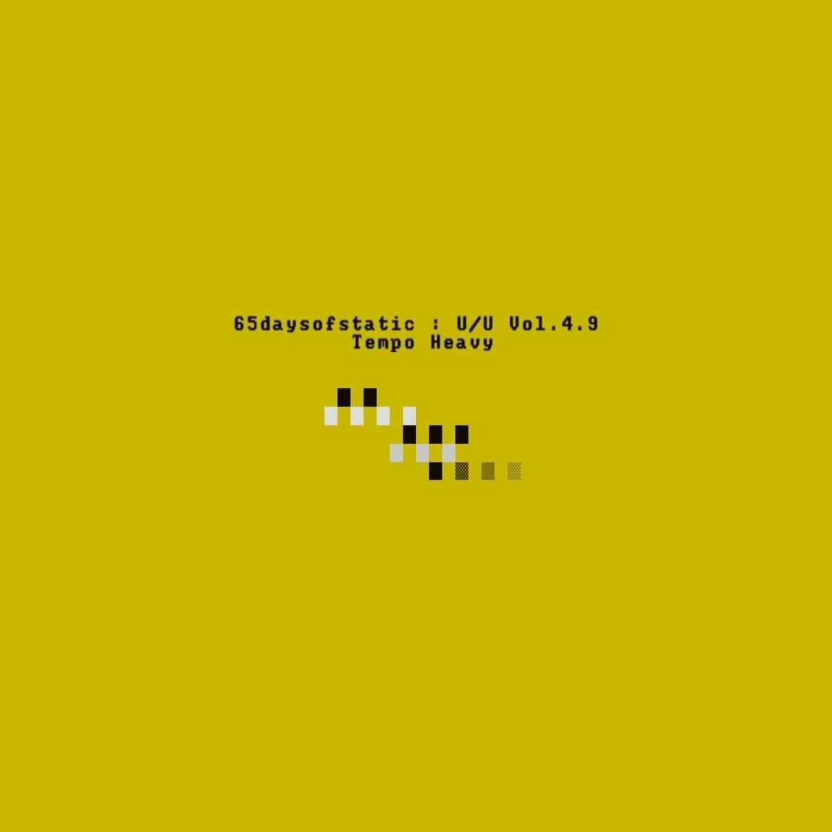 65daysofstatic - Tempo Heavy (EP)