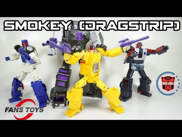 Fans Toys FT 31D Smokey AKA Dragstrip