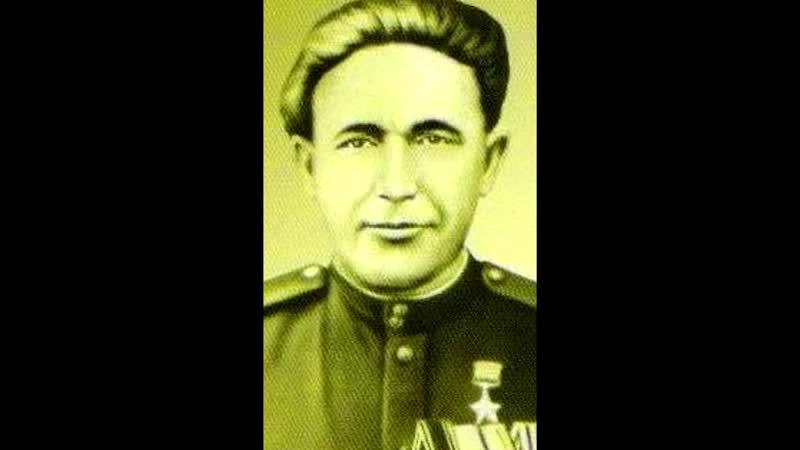 Герой Великой Отечественной войны В.А. Бердышев