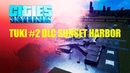 Cities Skylines - Sunset Harbor - обзор DLC | Закатная гавань | Город Tuki 2