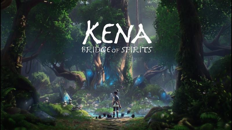 Kena Bridge of Spirits Announcement Trailer