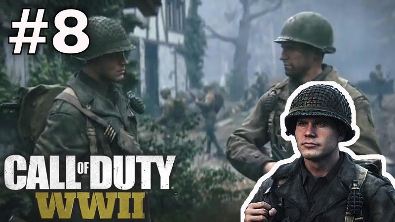 Call of Duty WWII 8 Letnan Turner Tewas di Medan Perang Misi Hill 493 COD WW2 Gameplay