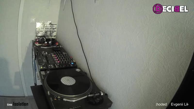 Evgenii Likhoded - Vinyl Mix [Home Stream] 31/05/2020