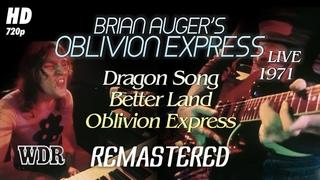 Brian Auger's Oblivion Express - Dragon Song / Better Land / Oblivion Express - Live 1971 (Remaster)