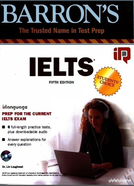 lougheed lin barrons ielts