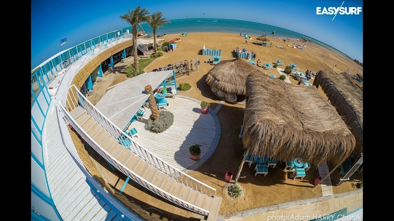 Серфцентр Element Watersports в Эль Гуне от EASY SURF