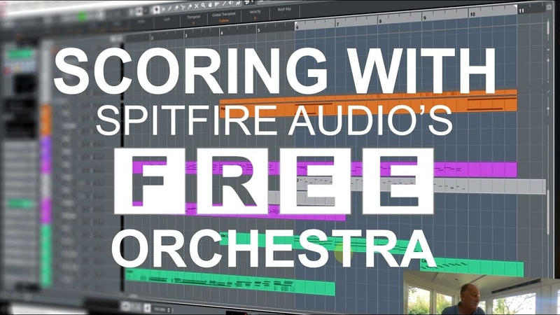 Scoring with Spitfire's FREE orchestra a crash course in writing orchestral music with samples