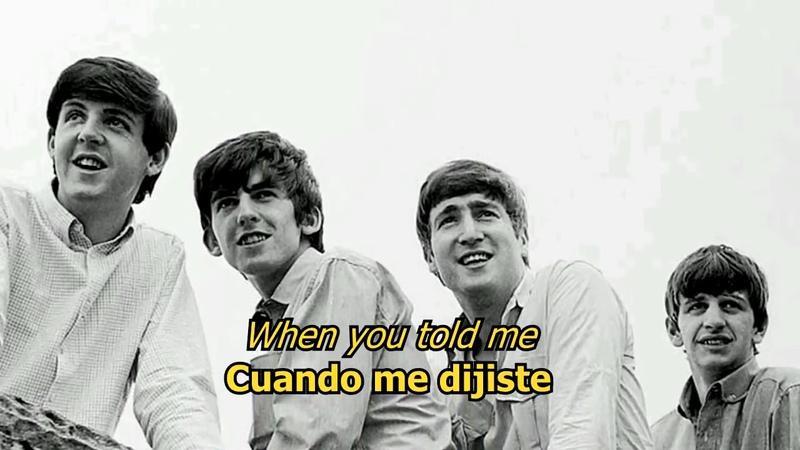 Oh Darling The Beatles LYRICS LETRA Original