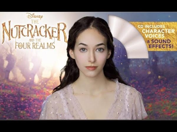Princess Clara Nutcracker and the Four Realms Makeup Transformation Sasha Anne