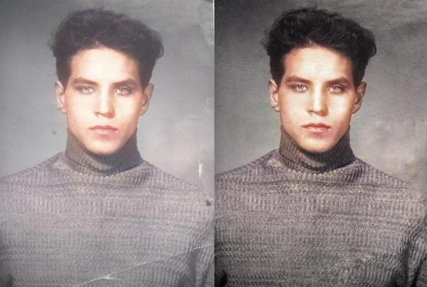 Подписчица поделилась фотографией своего деда из СССР Это фото взорвало интернет Он прекрасен, согласны