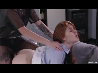 Jia Lissa and Bree Haze Best Lesbian Strapon Straplezz - Beautiful Babes